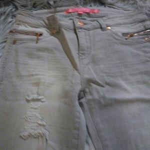 Sale! BOGO 50% OFF! New Destructed Jeans